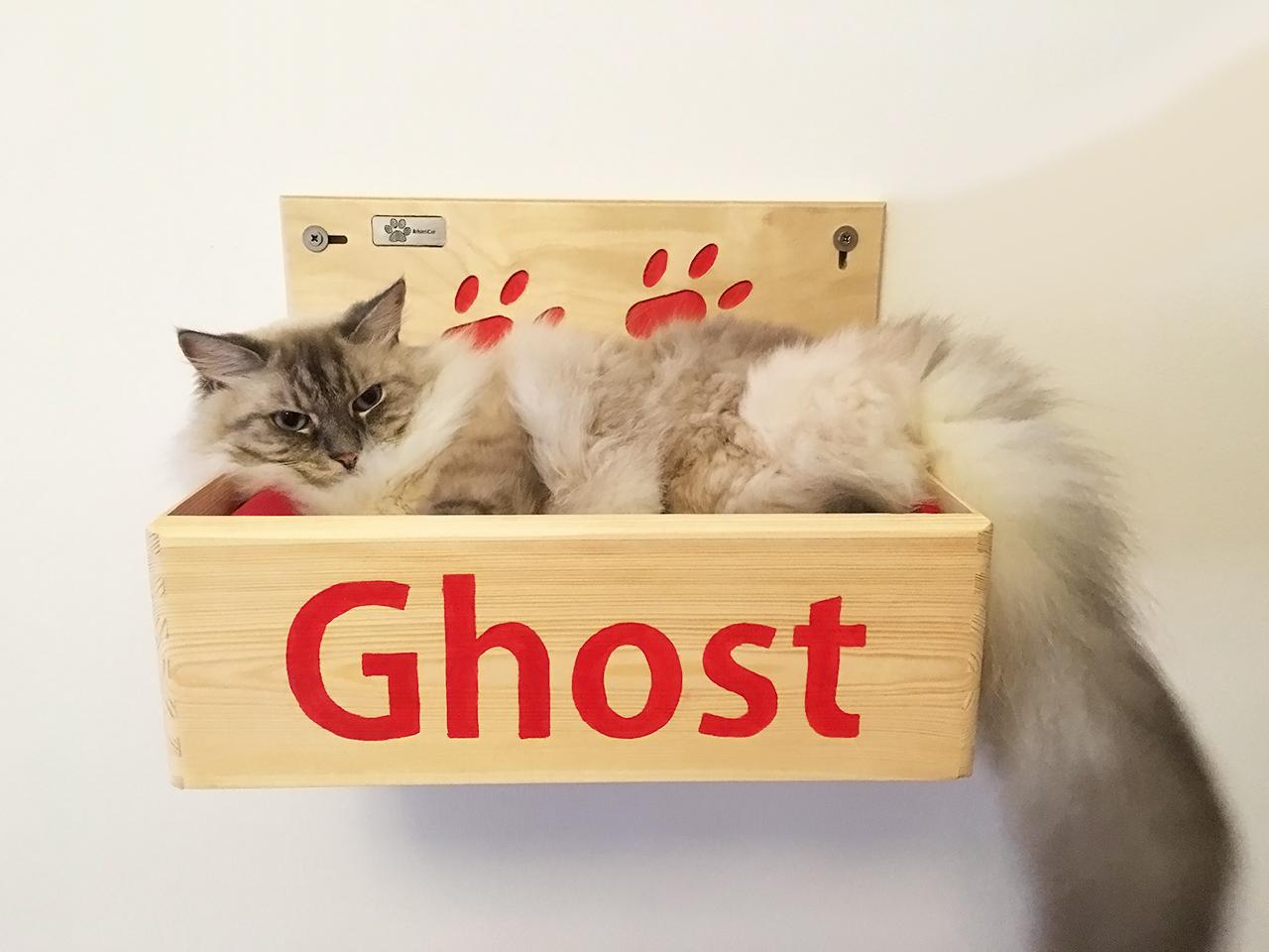 Cuccia per gatti in legno made in italy - Cuccia per gatti ikea ...