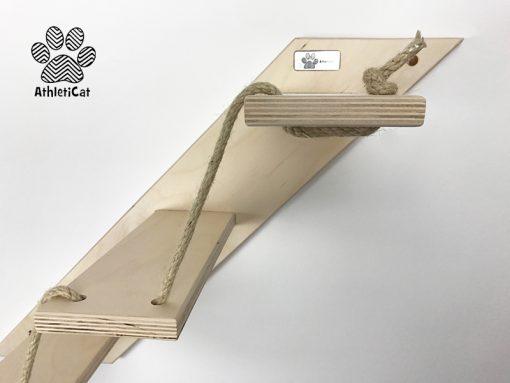 Scaletta per gatti artigianale