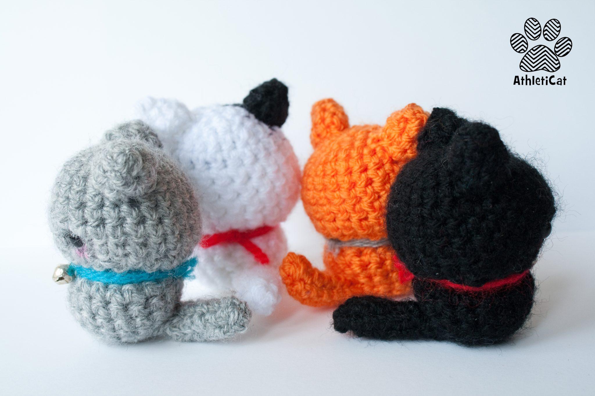Amigurumi Manos : Amigurumi Cats - Made in Italy - Athleticat.it