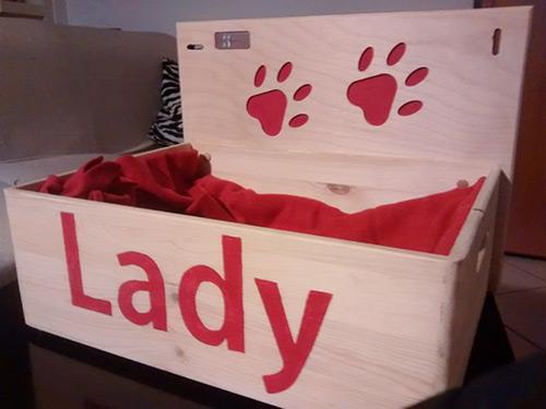 cuccia di Lady